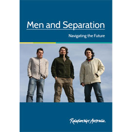 men and separation